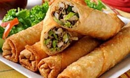 Cheese and Vegetables Rolls Recipe