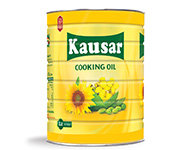 Cooking Oil 5-Lit Tin