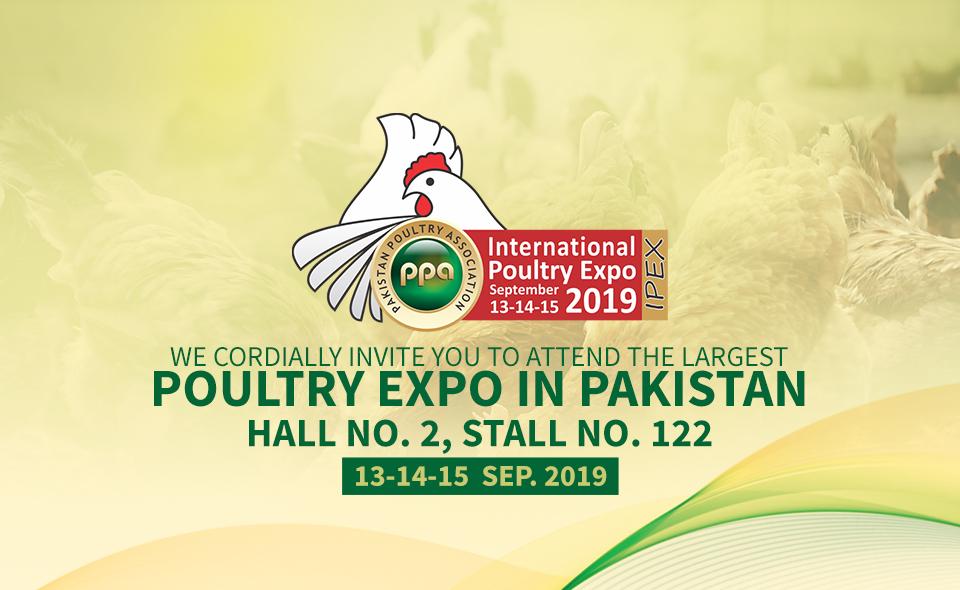 IPEX Pakistan 2019