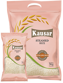Kausar Steamed Rice