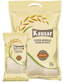 Kausar Super Kernal Basmati Rice