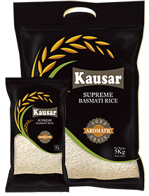 Kausar Supreme Basmati Rice (Local)