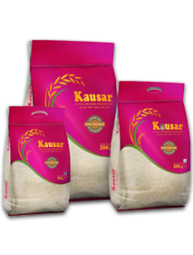 Kausar X-Long Grain Steamed Rice