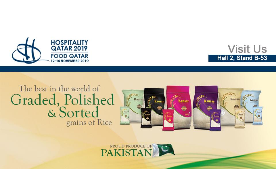 Food Qatar 2019