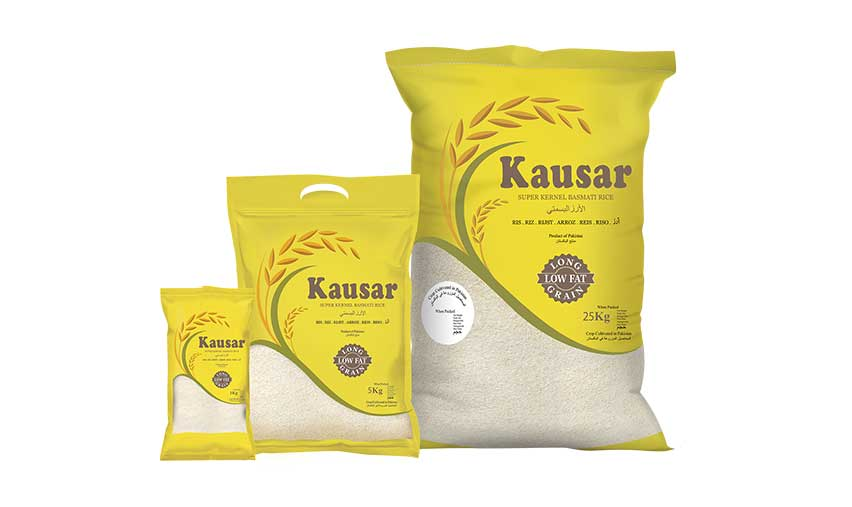 Super Kernal Basmati Rice Family Pck
