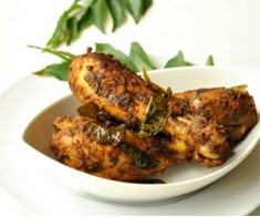 Chicken Dry Masala