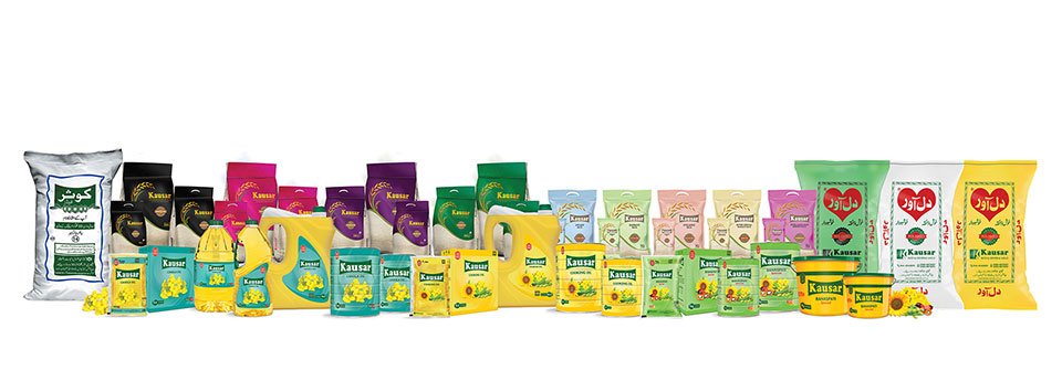 Kausar Products Page Banner