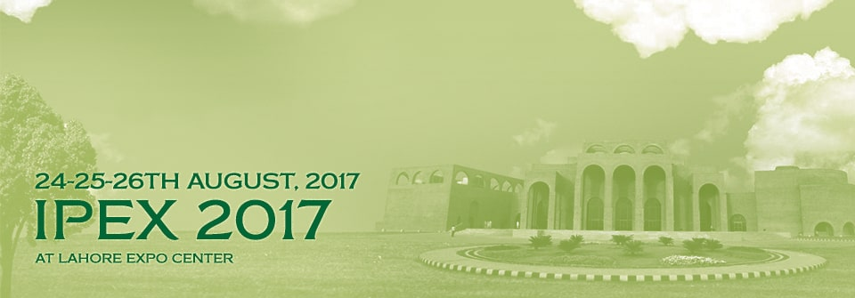 Kausar IPEX Pakistan 2017 Page Banner