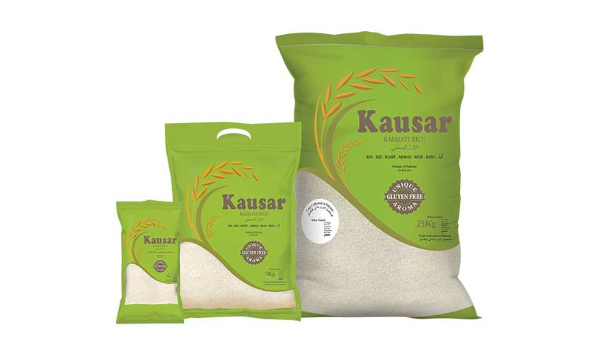 Basmati Rice Family Pck