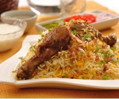 Chicken Drum Stick Biryani