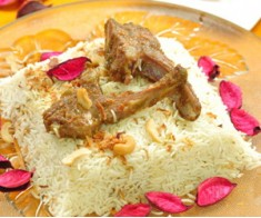 Mutton Champ Biryani